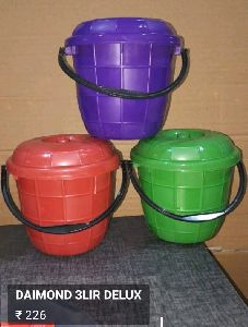 Plastic Bath Bucket