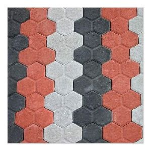 Hexagonal Interlocking Tiles