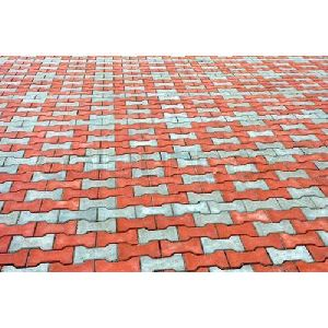 I-Shape Interlocking Tiles