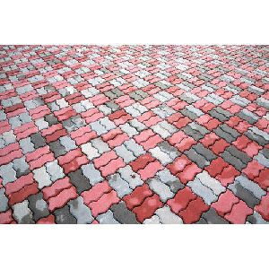 Zig Zag Interlocking Tiles
