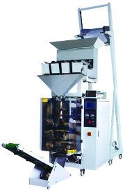 Vertical Collar Type Packing Machine with Load Cell Weigh Head