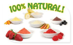 Spray Dried Natural Fruit Powder