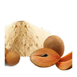 Spray Dried Sapodilla Chikoo Powder