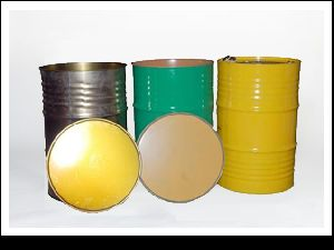 Lacquer Lined Drums and Barrels