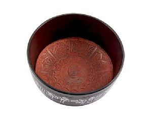 Lord Buddha Tibetan Singing Bowl
