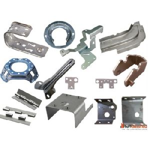 Precision Auto Sheet Metal Stamping Parts