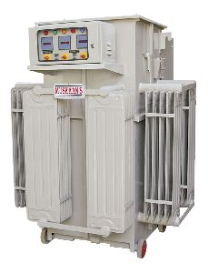 Fully Automatic Servo Voltage Stabilizer