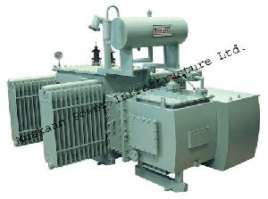 Power Transformer with OLTC Arrangement