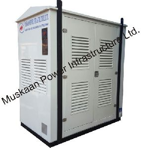Skid Mounted Substation