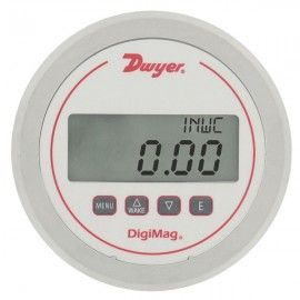 Dm-1000 Digi Mag Digital Differential Pressure And Flow Gages