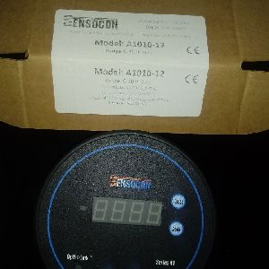 Sensocon USA Digital Differential Pressure Gauges