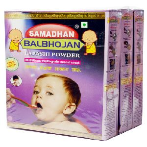 Samadhan Balbhojan Lapashi Powder