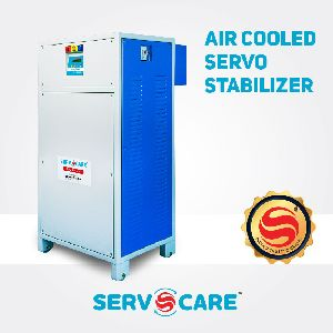Air Cooled Servo Stabilizer