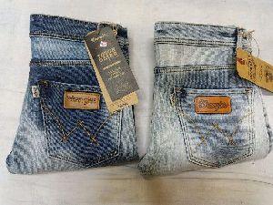 Branded Denim Jeans