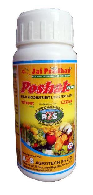 Poshak Plus Micronutrient Foliar Spray Fertilizer