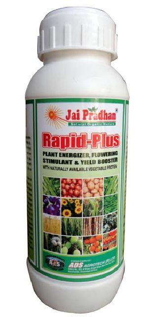 Rapid-Plus Organic Foliar Spray Manure