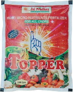 Topper Micronutrient Foliar Spray Fertilizer