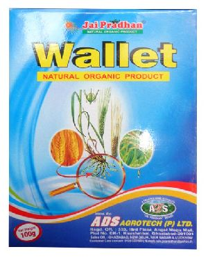 Wallet Organic Foliar Spray Manure