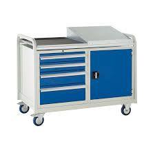 Slide Cabinet Trolley