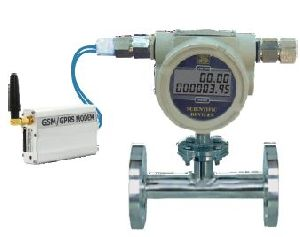 MK-TFM-FR-TZ-TX-P-GSM Turbine Flow Meter