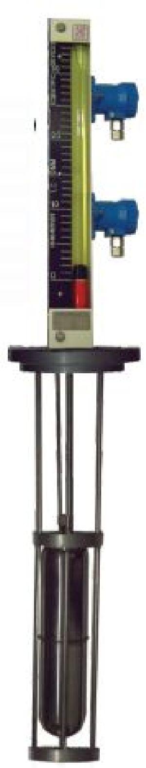 MLITI1100-LSL Top Mounted Magnetic level Indicator