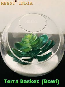 Decoration Glass Bowl