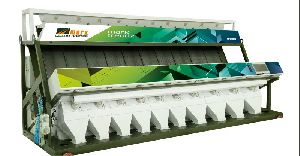 M Series 10 Chute Color Sorter