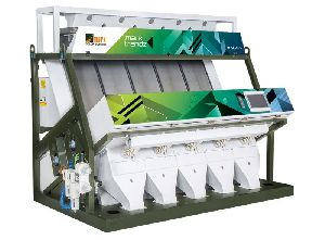 M Series 5 Chute Color Sorter