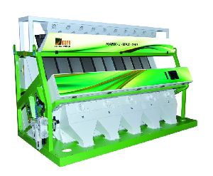 Mark J Max 280 5 Chute Color Sorter