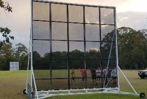 GACR-0110 Cricket Steel Mesh Sight Screen