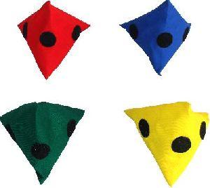 GAGM-0021.O Pyramid Bean Bag with Bull Eye 100gm