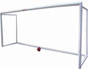 GAGP-0015 Football Aluminium Portable Goal Post  1