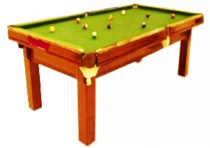 GAIT-0011 Pool Table 8ft (INT 3200)