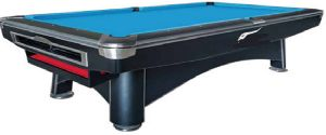 GAIT-0020 Platinum 9ft Tournament Pool Table