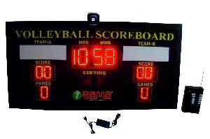 GASB-0015 Volleyball Scoreboard
