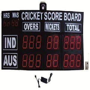 GASB-002 Cricket Scoreboard