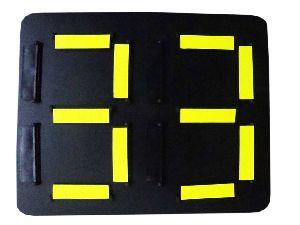 GASB-0031 Manual Scoreboard