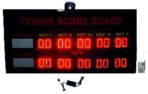 GASB-006 Tennis Scoreboard Set of 5