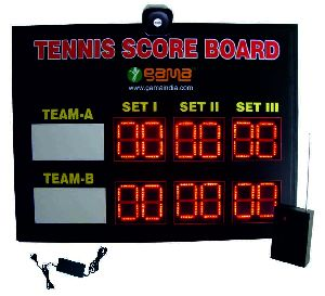 GASB-008 Tennis Scoreboard Set of 3