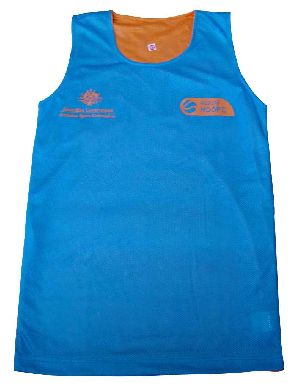 GASW-0085 Basketball Reversible Bibs in Mesh 100 Polyester