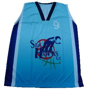 GASW-0086 Basketball  Sublimated Vest