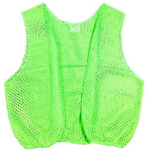 GASW-0101 Mesh Bibs & Bottom Elastic Sewing with 4 thread