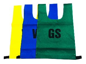 GASW-0104 Netball Bibs in Cotton  (1)