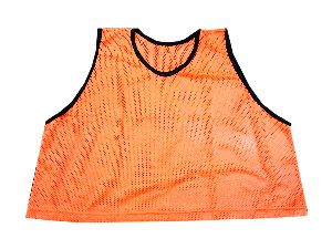 GASW-099 Mesh Pinnies with Side Pipine