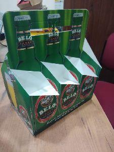 Glass Bottle Carrier