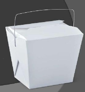 Wire Handle Food Pail