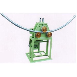 Roller Type Pipe Bending Machine