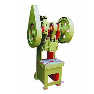 Semi Automatic Power Press Machine