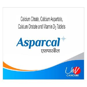 Asparcal Tablets