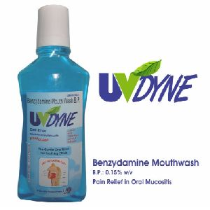 Benzydamine Mouth Wash